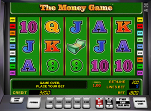 The Money Game в казино