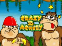 Игровые автомат Crazy Monkey 2 онлайн