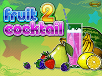 Игровой автомат Fruit Cocktail 2 в казино