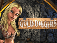 Автомат Gold Diggers в казино
