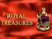 Игровой автомат Royal Treasures в казино