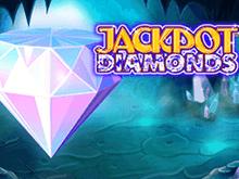 Играть на игровой портале в Jackpot Diamonds