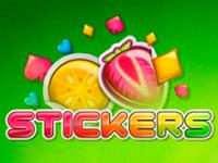 Азартный слот с достойными призами Stickers