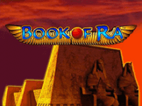 Вулкан бонусы в автомате Book of Ra