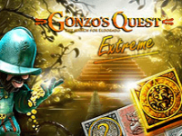 Автомат Gonzo's Quest Extreme в казино