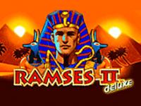 Игровой автомат Ramses II Deluxe в казино