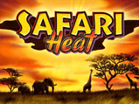 Игровой автомат Safari Heat в казино