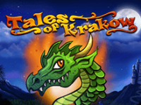 Вулкан бонусы в игровом автомате Tales Of Krakow