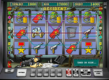 азартная игра резидент
